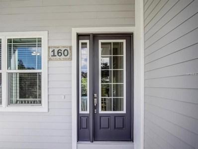 160 Grace Street, Crystal Beach, FL 34681 - MLS#: U8010626