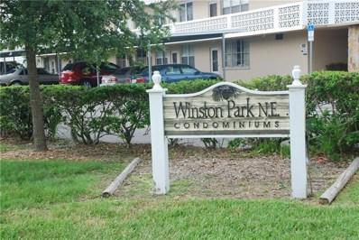 4705 1ST Street NE UNIT 231, St Petersburg, FL 33703 - MLS#: U8010718
