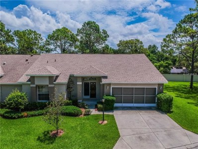 2300 Hidden Trail Drive, Spring Hill, FL 34606 - MLS#: U8010741