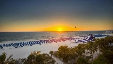 5500 Gulf Boulevard UNIT 7215, St Pete Beach, FL 33706 - MLS#: U8010744