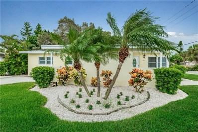301 41ST Avenue, St Pete Beach, FL 33706 - MLS#: U8010754