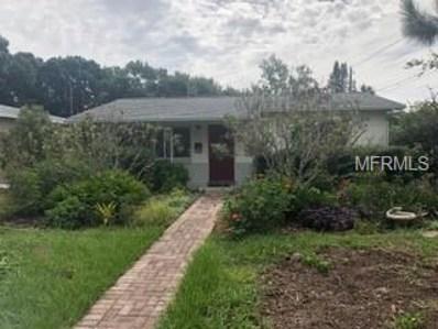 3421 Kingston Street N, St Petersburg, FL 33713 - MLS#: U8010804