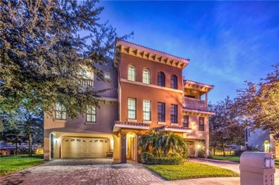 1638 Kismet Court, Tarpon Springs, FL 34689 - MLS#: U8010857