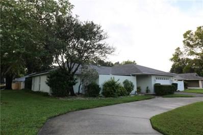156 Hammock Drive, Palm Harbor, FL 34683 - MLS#: U8010897