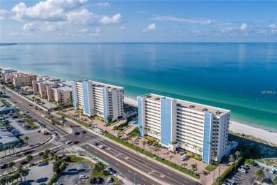 15000 Gulf Boulevard UNIT 804, Madeira Beach, FL 33708 - MLS#: U8010901