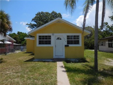 1626 40TH Street S, St Petersburg, FL 33711 - MLS#: U8011050