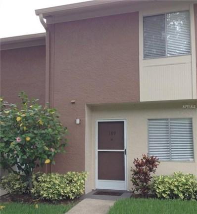 189 114TH Avenue NE UNIT 189, St Petersburg, FL 33716 - MLS#: U8011232