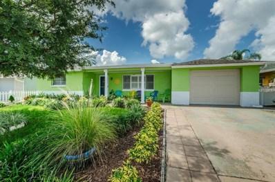 5750 Consuello Drive, Holiday, FL 34690 - MLS#: U8011239