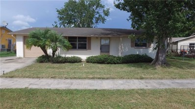 2106 Harrison Drive, Holiday, FL 34691 - MLS#: U8011332