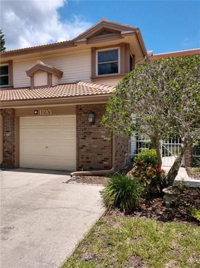 1193 Clays Trail UNIT 502, Oldsmar, FL 34677 - MLS#: U8011383