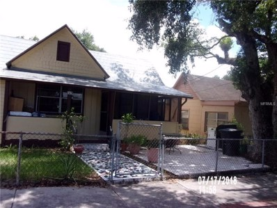 143 E Orange Street, Tarpon Springs, FL 34689 - MLS#: U8011412