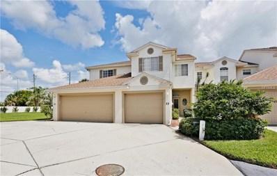 6400 46TH Avenue N UNIT 22, Kenneth City, FL 33709 - MLS#: U8011465
