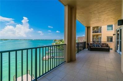 240 108TH Avenue UNIT 302, Treasure Island, FL 33706 - MLS#: U8011557