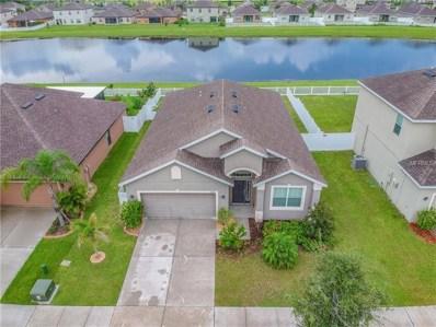 14216 Alistar Manor Drive, Wimauma, FL 33598 - MLS#: U8011571