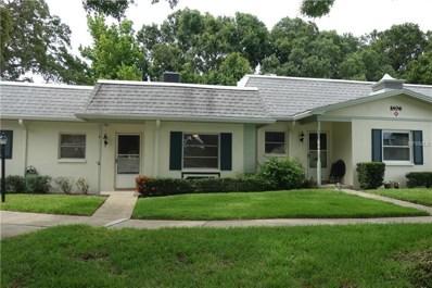 1406 Normandy Park Drive UNIT 6, Clearwater, FL 33756 - MLS#: U8011598