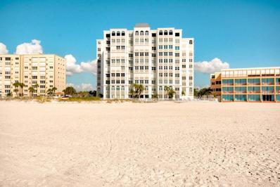 4950 Gulf Boulevard UNIT 803, St Pete Beach, FL 33706 - #: U8011620