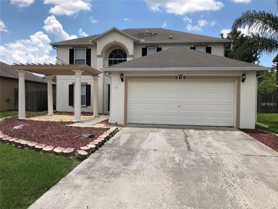 5410 Treig Lane, Wesley Chapel, FL 33545 - MLS#: U8011660