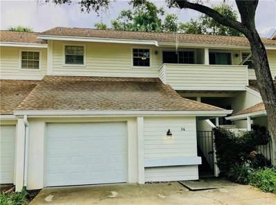 5220 S Russell Street UNIT 36, Tampa, FL 33611 - MLS#: U8011673