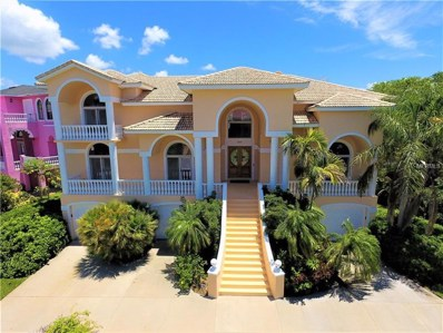 819 Columbus Drive, Tierra Verde, FL 33715 - MLS#: U8011826