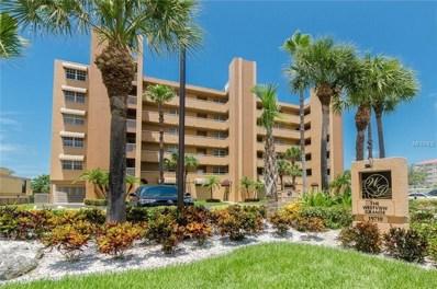 19710 Gulf Boulevard UNIT 302, Indian Shores, FL 33785 - MLS#: U8011840