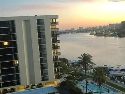 690 Island Way UNIT 303, Clearwater Beach, FL 33767 - #: U8011888