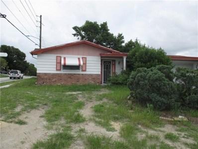 3444 Ottway Drive, Holiday, FL 34691 - MLS#: U8011935