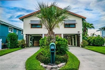 550 Lillian Drive, Madeira Beach, FL 33708 - MLS#: U8011990
