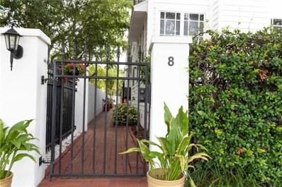 113 Bosphorous Avenue UNIT 8, Tampa, FL 33606 - MLS#: U8011992