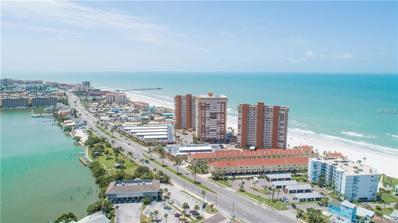 17900 Gulf Boulevard UNIT 5C, Redington Shores, FL 33708 - MLS#: U8012120