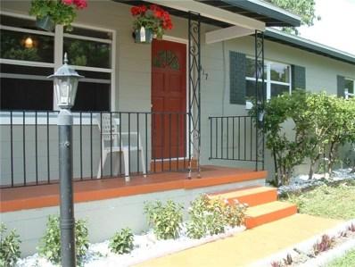 3417 Calumet Drive, Orlando, FL 32810 - MLS#: U8012138