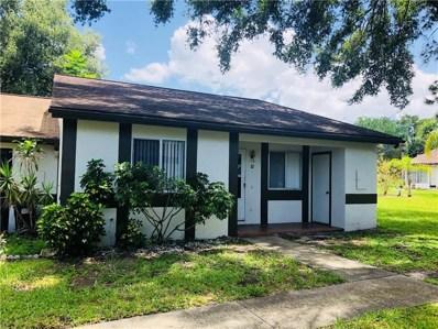 2270 Alden Lane UNIT D, Palm Harbor, FL 34683 - MLS#: U8012151