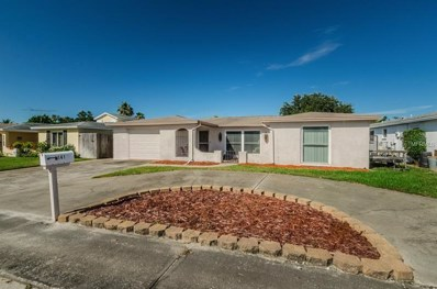1141 Viking Drive, Holiday, FL 34691 - #: U8012281