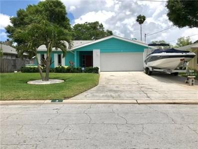 3 Oak Avenue, Palm Harbor, FL 34684 - MLS#: U8012317