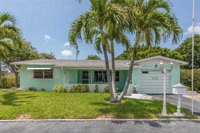 423 89TH Avenue, St Pete Beach, FL 33706 - MLS#: U8012488