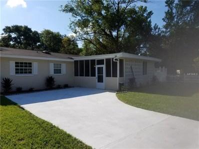 14805 N Iris Avenue, Tampa, FL 33613 - MLS#: U8012506