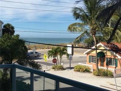 8085 W Gulf Boulevard UNIT 101, Treasure Island, FL 33706 - MLS#: U8012569