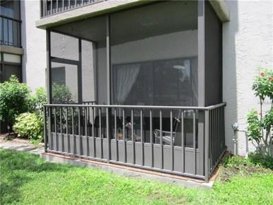 8199 Terrace Garden Drive N UNIT 106, St Petersburg, FL 33709 - MLS#: U8012621