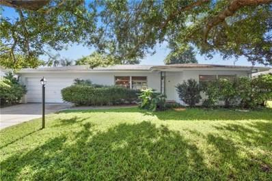1437 Eastfield Drive, Clearwater, FL 33764 - MLS#: U8012622