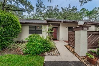 4038 Corkwood Court, Palm Harbor, FL 34684 - MLS#: U8012628