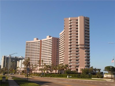 1340 Gulf Boulevard UNIT 19D, Clearwater Beach, FL 33767 - MLS#: U8012676