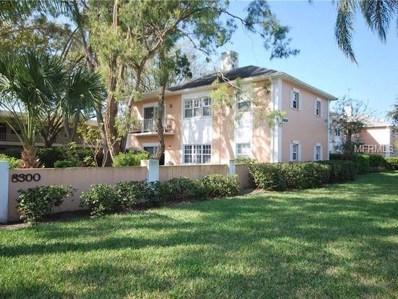 8300 Bardmoor Boulevard UNIT 101, Seminole, FL 33777 - MLS#: U8012714