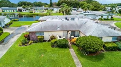 2730 Sherbrooke Lane UNIT A, Palm Harbor, FL 34684 - MLS#: U8012750
