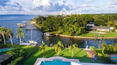 1515 Brightwaters Boulevard NE, St Petersburg, FL 33704 - MLS#: U8012752