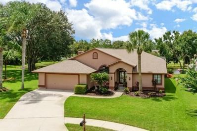 966 Cobblestone Lane, Tarpon Springs, FL 34688 - MLS#: U8012886
