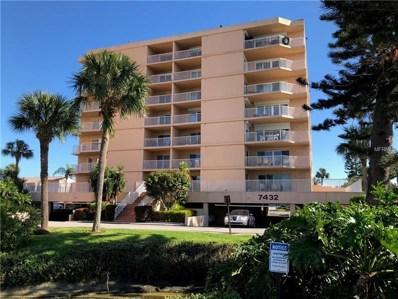 7432 Sunshine Skyway Lane S UNIT 601, St Petersburg, FL 33711 - MLS#: U8012905