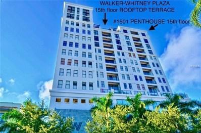 226 5TH Avenue N UNIT 1501, St Petersburg, FL 33701 - MLS#: U8012914