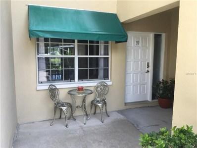 10811 Indian Hills Court UNIT 39, Seminole, FL 33777 - MLS#: U8012959