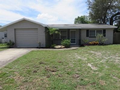 3022 Primrose Drive, Holiday, FL 34691 - MLS#: U8013019