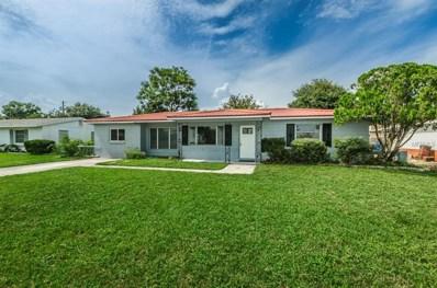 6127 44TH Avenue N, Kenneth City, FL 33709 - MLS#: U8013086