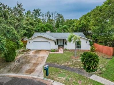 1398 Grapeleaf Court, Tarpon Springs, FL 34689 - MLS#: U8013178